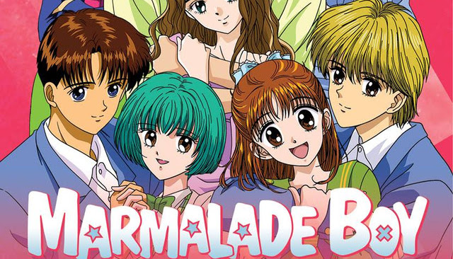 Marmalade Boy (ママレード・ボーイ) - 76 Ep. Audio Latino