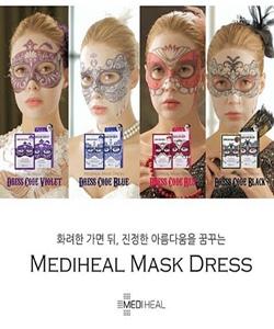 Masker Mediheal Dresscode