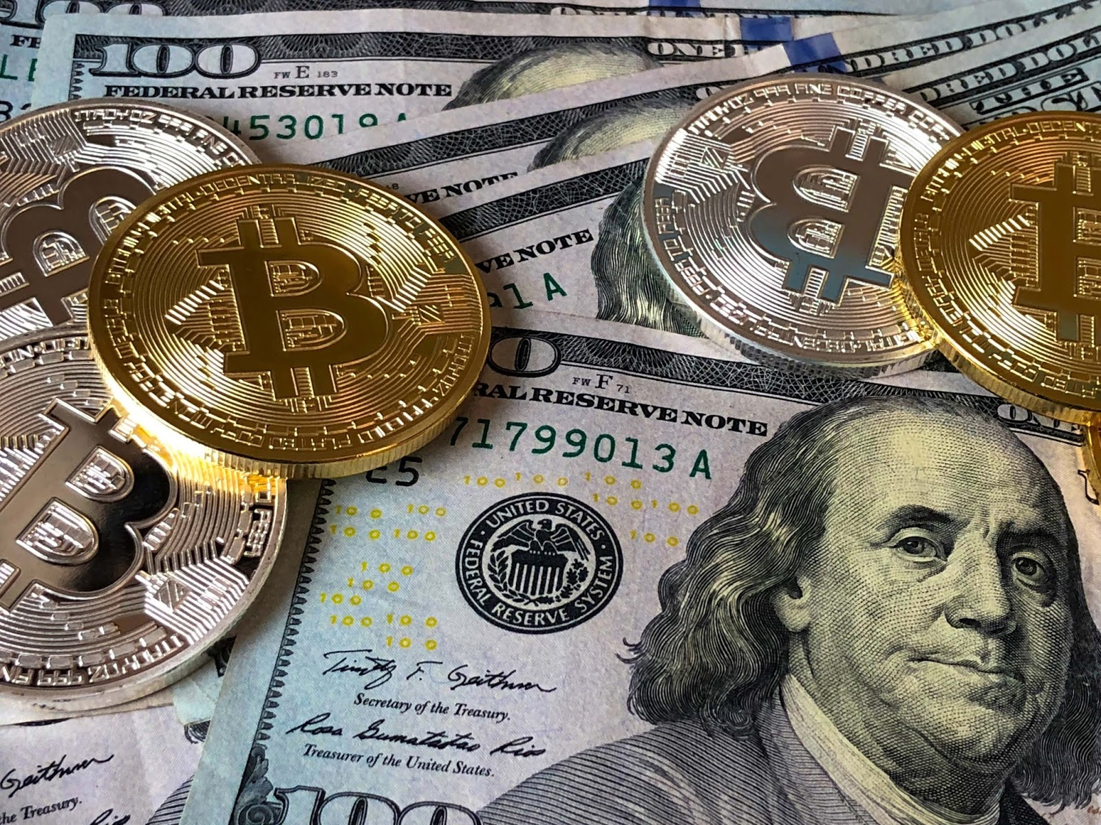 How To Convert Bitcoins Dollars Step