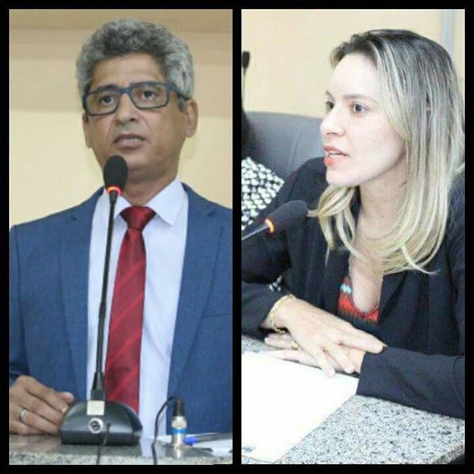Governo e Oposição discutem nepotismo e abertura de processo administrativo contra Thays Coutinho