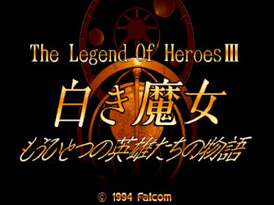 【Dos】新英雄傳說3:白髮魔女完整動畫音樂版,卡卡布首部曲!