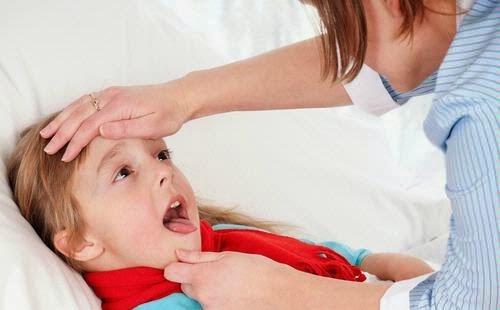 Obat Radang Tenggorokan Pada Anak Yang Aman Dan Ampuh