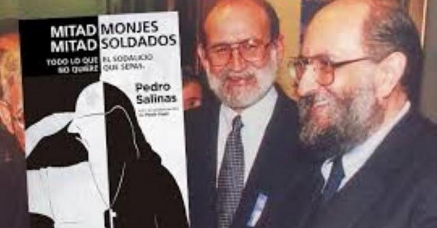 Pedro Salinas lamenta papel del Congreso y espera que Fiscalía reabra caso de Religiosos Católicos del Sodalicio