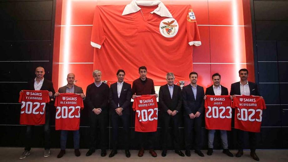 b8d3ca5b93 Oficial  Bruno Lage renova com o SL Benfica - Novo Blog Geração Benfica