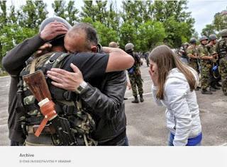 έναρξη της κρίσης στην Ουκρανία