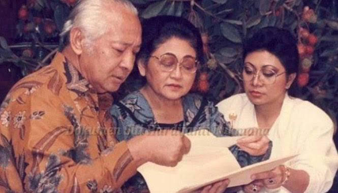 Ibu Tien Soeharto Penggagas TMII, Benarkah Mati Ditembak Anak Sendiri? Mbak Tutut Beberkan Fakta