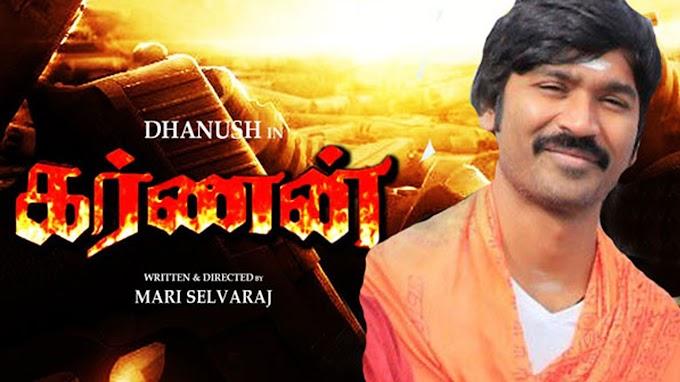 தனுஷ் நடித்துள்ள கர்ணன் திரைப்படம்.... தேதி அறிவிப்பு...!