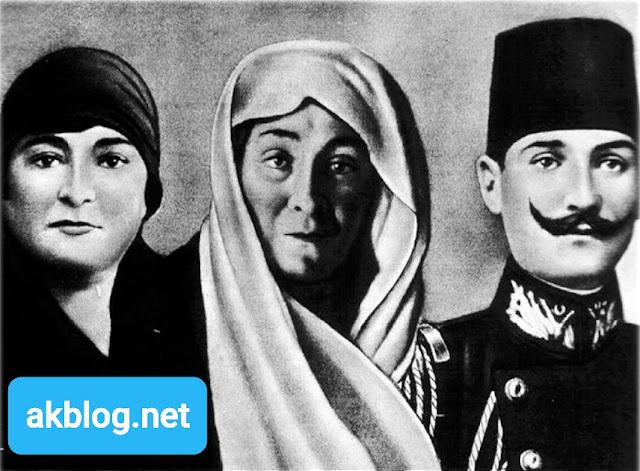 Zübeyde Hanım Kimdir Tarihçe-i Hayat