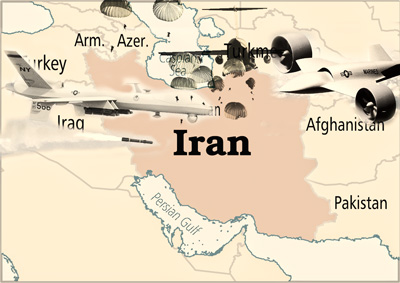 Guerra contra Irán 2013