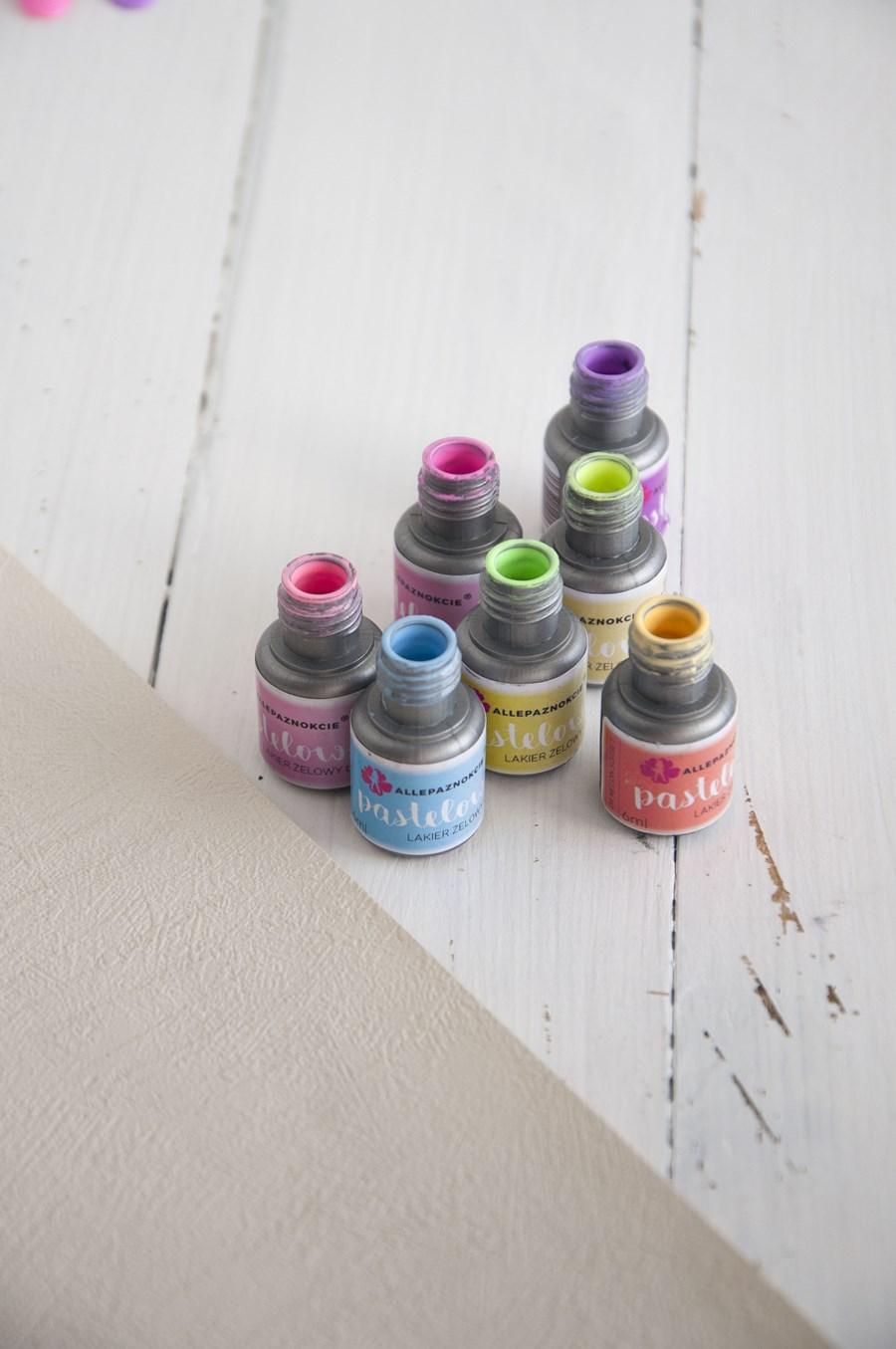 manicure hybrydowy, lakiery hybrydowe, pastele allepaznokcie, lakiery hybrydowe allepaznokcie,