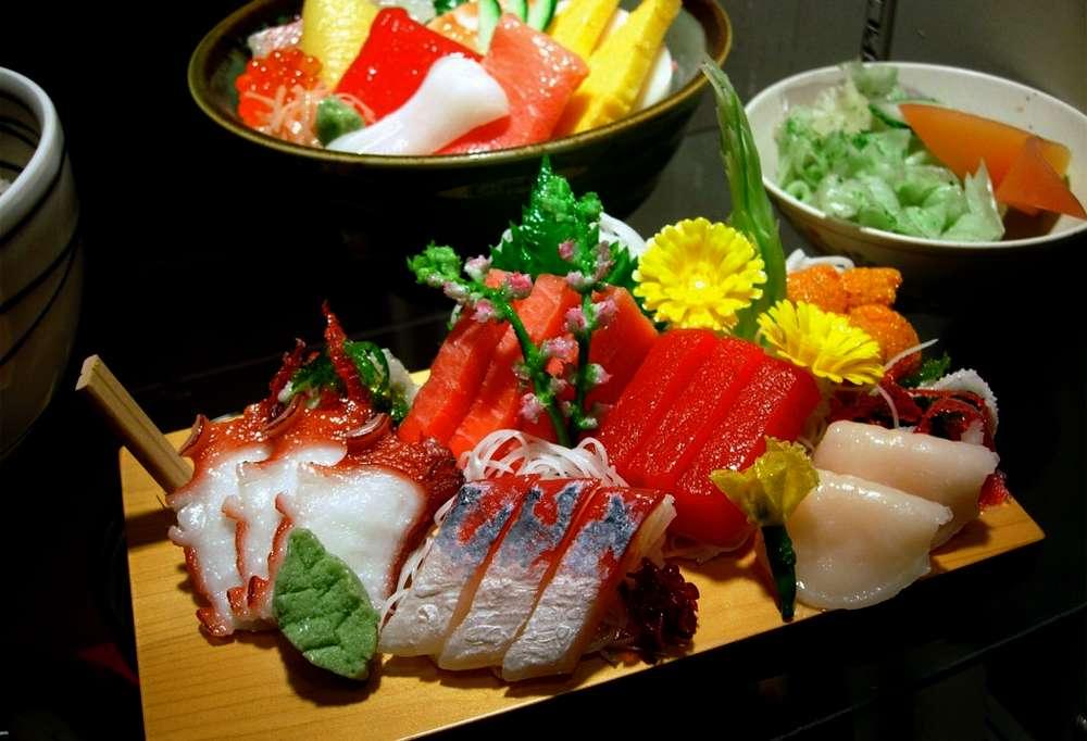Bisnis Makanan Palsu atau Replika di Jepang (gaijinpot.com)