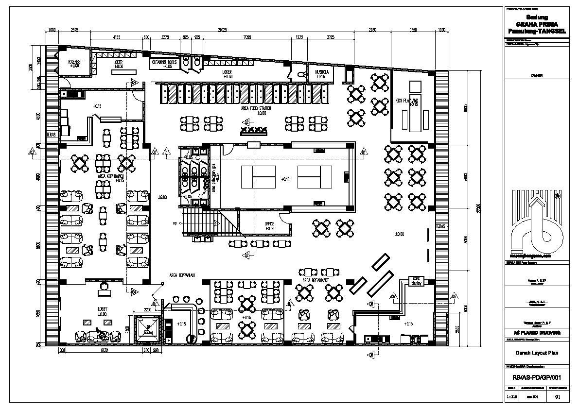 Kitchen Consult and Outsource / Jasa Konsultasi Dapur dan