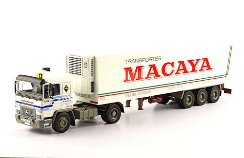 pegaso tecno 1234 1986 fábrica 1:43 camiones pegaso