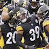 Steelers y Titans se disputan supremacía de la AFC