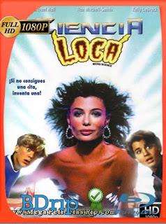 Ciencia Loca (1985) BDRIP1080pLatino [GoogleDrive] SilvestreHD