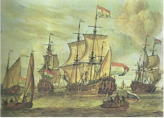 VOC di Indonesia