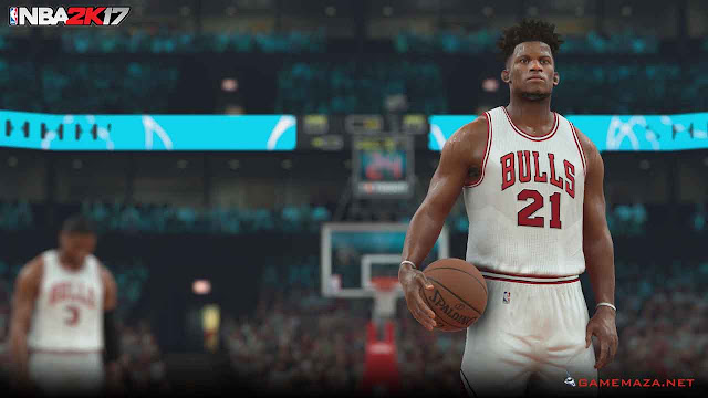 NBA 2K17 Gameplay Screenshot 1