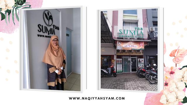 alamat Sumia Aesthetic Clinic Lampung