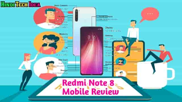 Redmi Note 8 Mobile Full Review