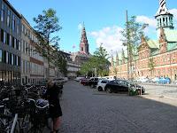 Aparcamiento de bicis,Copenhague, dinamarca, bicycle parking, Copenhague, Danemark, Copenhagen, Denmark,  København,  vuelta al mundo, round the world, La vuelta al mundo de Asun y Ricardo