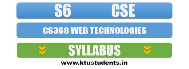 KTU CS368