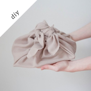 DIY: How To Wrap a Furoshiki Cloth | Remodelista