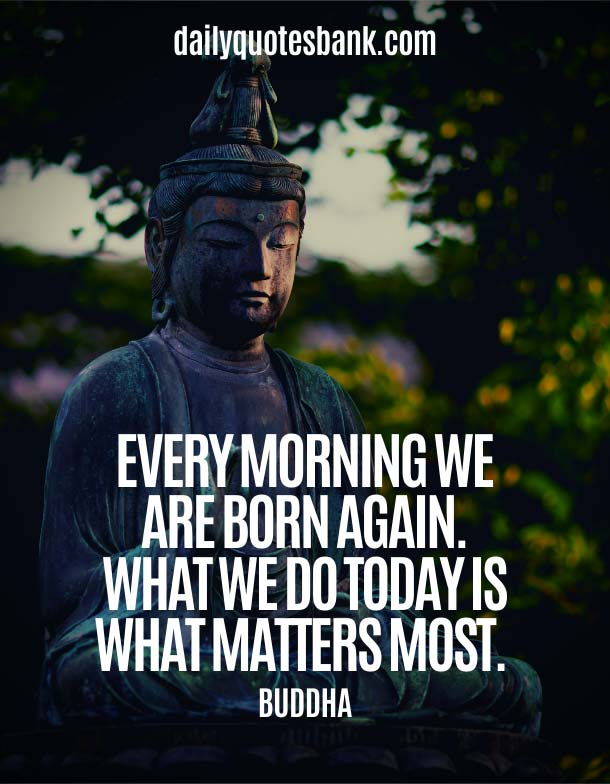Inspirational Buddha Quotes On Changing Yourself