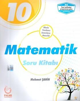 Palme 10. Sınıf Matematik Soru Kitabı PDF