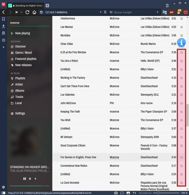 Spotify, Tidal, Google Music (y más) en bitperfect en Linux y OS X %25E2%2596%25A0%2BSettler%2B-%2BBalmorhea_895