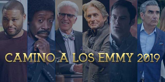 Los Lunes Seriéfilos emmy 2019 mejor actor comedia