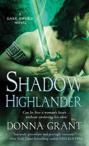 Guest Blog by Donna Grant - Scotland - and Giveaway