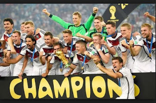 fifa world cup 2014 winners germany