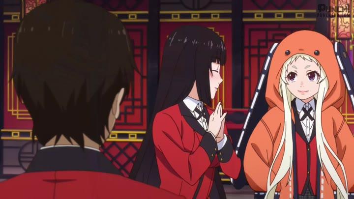 Kakegurui XX 2° Temporada - Episódio 03