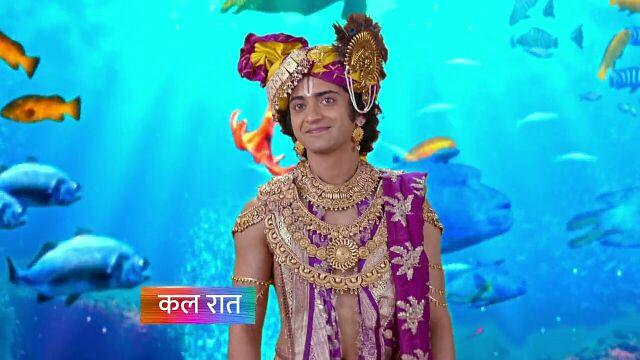 Radha Krishn: Krishna - Arjun Gatha S3 E03 02 Nov full Episode