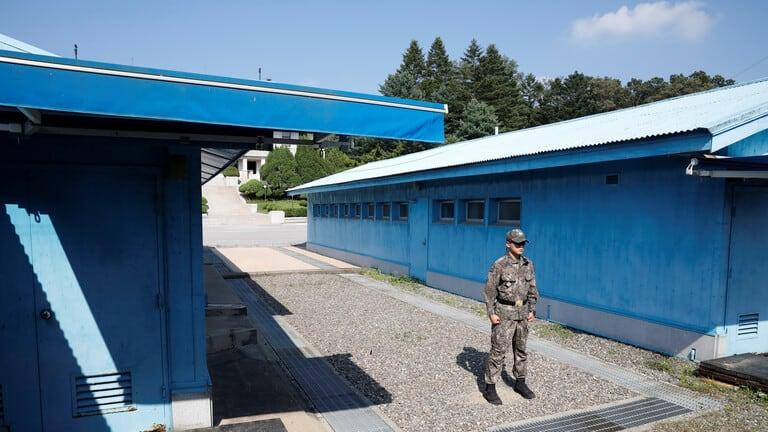 كوريا-الجنوبية-تكشف-ملابسات-إطلاق-النار-بالمنطقة-منزوعة-السلاح-وتؤكد-أنه-غير-مقصود