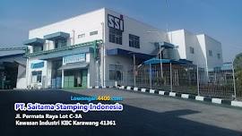 Lowongan Kerja PT. Saitama Stamping Indonesia (PT SSI) KIIC Karawang