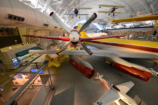 Air and Space Museums September 2017