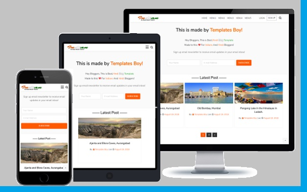 Indian Responsive Seo Ready Template