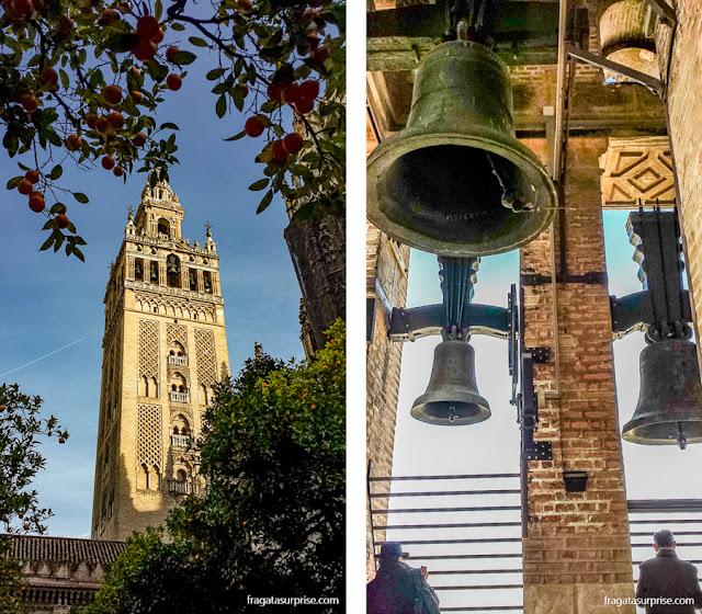 Torre da Giralda, Sevilha