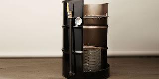 Cómo hacer tu propia mini caja de humo para una parrilla eléctrica