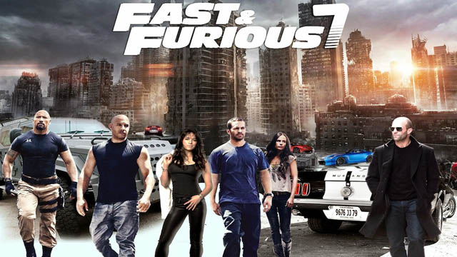 Fast And Furious 7 (2015) English Movie [ 720p + 1080p ] BluRay Download