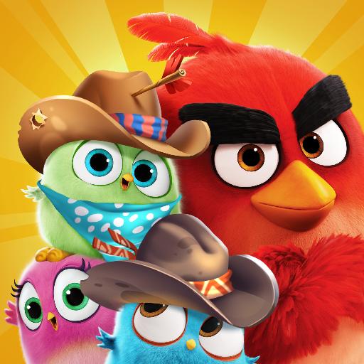 تحميل لعبه Angry Birds Match مهكره اصدار 1.3.0
