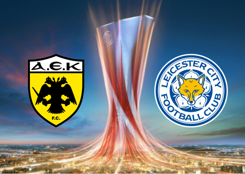 AEK Athens vs Leicester City -Highlights 29 October 2020