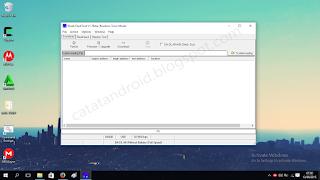 Screenshot tampilan Flashtool - catatandroid.blogspot.com