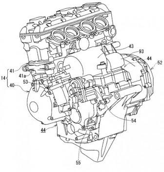 Suzuki patenkan sepeda motor hybrid dengan transmisi semi otomatis