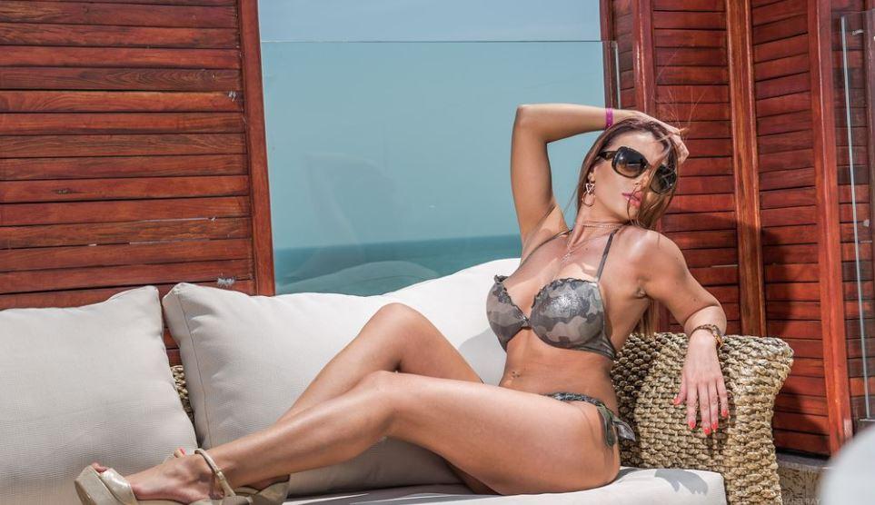 ChanelRay Model GlamourCams