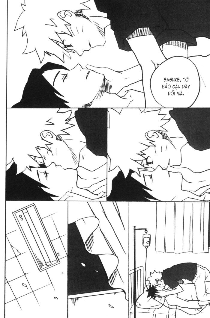 Hình ảnh truyentranh8.com 012 in Naruto Doujinshi - White paper