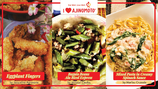 "The ""I Love Ajinomoto"" Virtual Cookbook"
