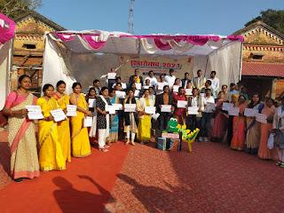 नवाचार प्रतियोगिता में प्राथमिक विद्यालय जपटापुर ने प्राप्त किया प्रथम स्थान   | #NayaSaberaNetwork