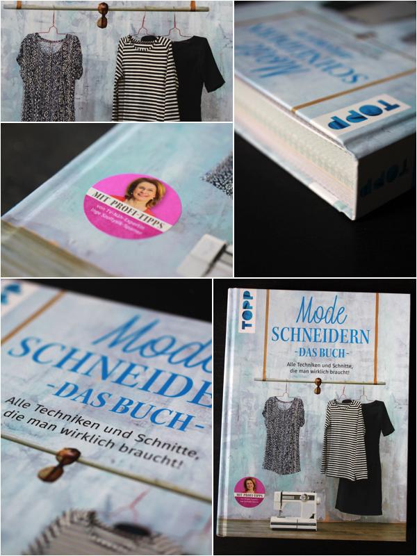 Mode schneidern - Das Buch Buchtipp Rezension Inge Szoltysik-Sparrer